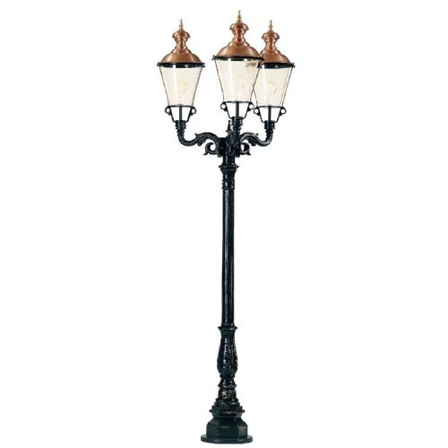 KS Verlichting Nostalgische lantaarn Parijs 3-lichts 403 | 8714732040303