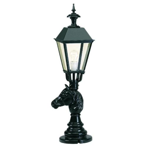 KS Verlichting Staande sokkel lamp Californie Paard 1813 | 8714732181303