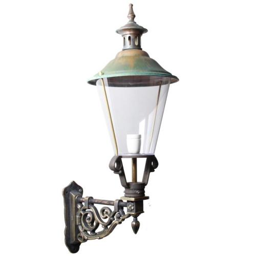 KS Verlichting Staande wandlamp Scheveningen nostalgie 1279 | 8714732127905