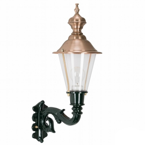 KS Verlichting Wandlamp nostalgie Hoorn 1203 | 8714732120302