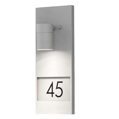 KonstSmide Wandspot Modena Adress met huisnummer 7655-300 | 7318307655308