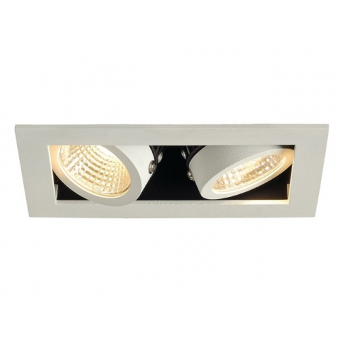 SLV – verlichting Inbouwarmatuur Kadux Recessed spot 115711 | 4024163158022