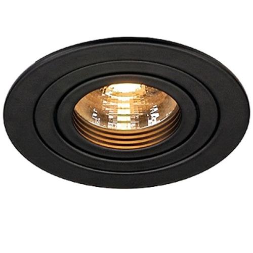 SLV – verlichting Inbouwspot New Tria GU10 Round 113490   4024163137089