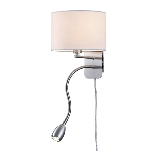 Trio international Wandlamp Met Kap Series 2711 271170201 | 4017807247251