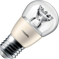 Philips kogellamp LED helder 4W (vervangt 25W) grote fitting E27 | 8718696453803