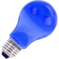 Standaard Gloeilamp blauw 15W grote fitting E27 | 8718309827403