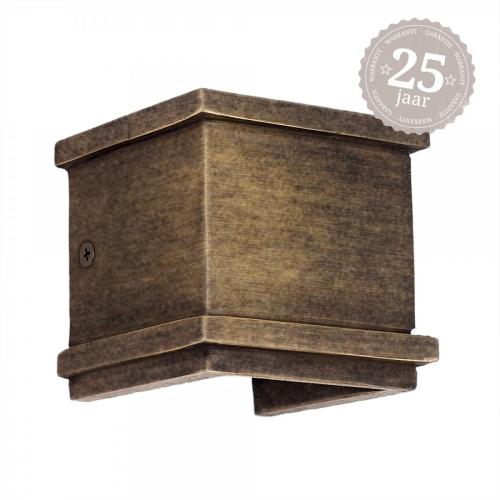KS Verlichting Bronzen wandspot Borgo 6685 | 8714732668507
