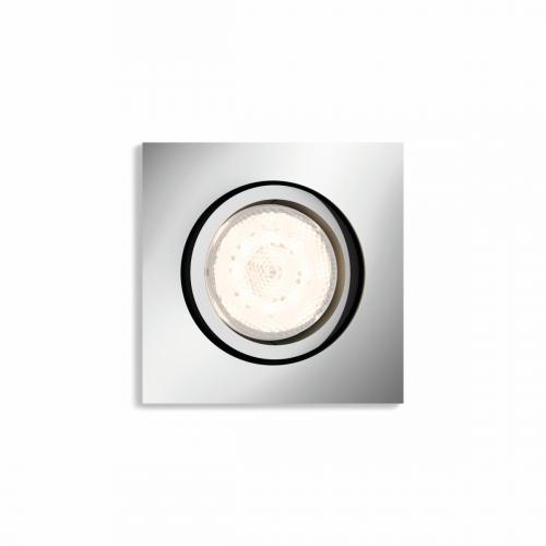 Philips Warm Glow inbouwspot Shellbark 5039111P0 | 8718696160473