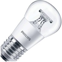 Philips kogellamp LED helder 4W (vervangt 25W) grote fitting E27 | 8718696507674
