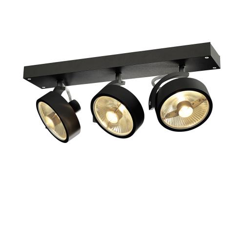 SLV – verlichting Richtbare opbouwspots Kalu Qpar111 1000704 | 4024163189965