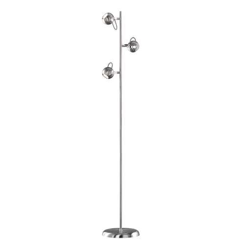 Trio international Staande leeslamp Bastia R40053007 | 4017807386097