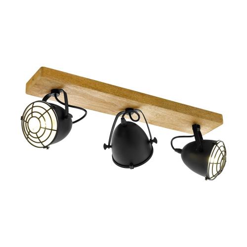 Eglo Plafondlamp Gatebeck 3 lichts 49078 | 9002759490782