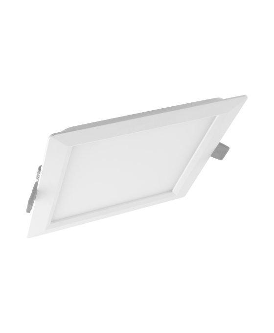 Ledvance LED Downlight Slim Square SQ210 18W 830 IP20   Warm Wit – Vervangt 2x18W   Ledvance   4058075079335