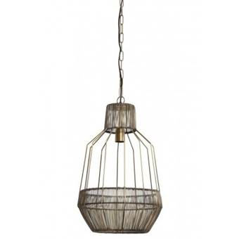 Light & Living Hailey hanglamp – Brons | Light & Living 8717807205560
