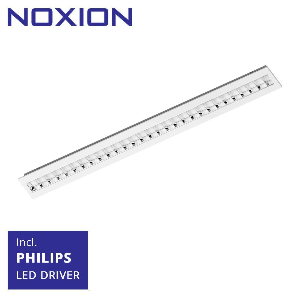 Noxion LED Paneel Louvre Excell G2 15x150cm 4000K 38W UGR   Noxion   8719157006613