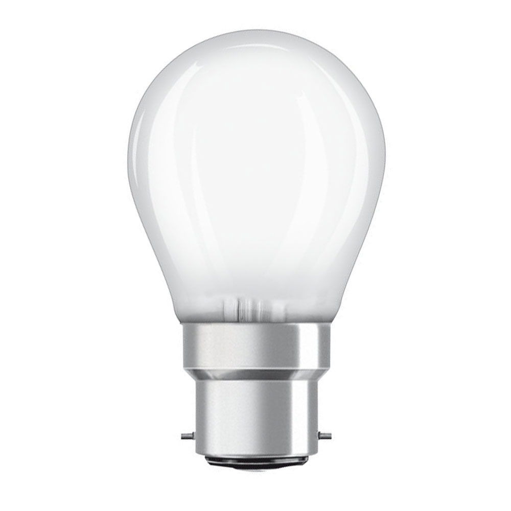 Osram Parathom Retrofit Classic B22d P 4W 827 Filament | Zeer Warm Wit – Vervangt 40W | Osram | 4058075061873