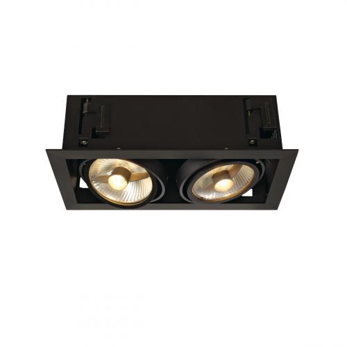 SLV – verlichting Inbouwspot Kadux 2 ES111 115550 | 4024163151566