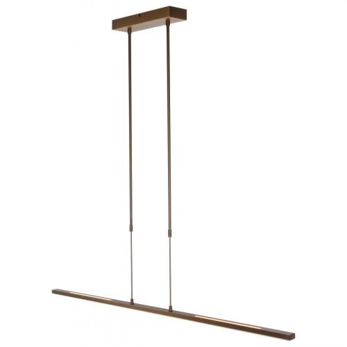 Steinhauer Led hanglamp Zelena 1482BR   8712746123319