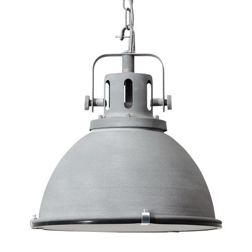 Brilliant Beton grijze hanglamp JesperØ 38cm 23772/70 | 4004353257667