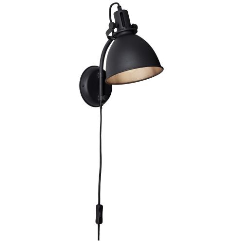 Brilliant Landelijke wandlamp Jesper 23710/86 | 4004353322396