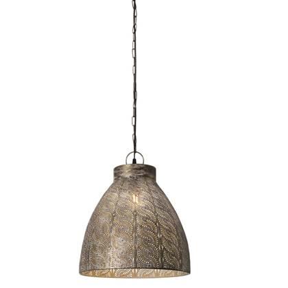 LT-Luce Hanglamp Disegno Ø 34cm Antiek Goud-Wit LT-Luce