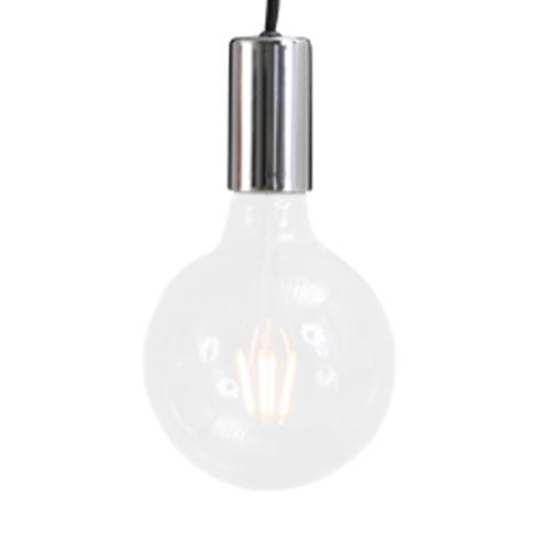 Masterlight Chrome pendel hanglamp Concepto 2237-07   8718121142326