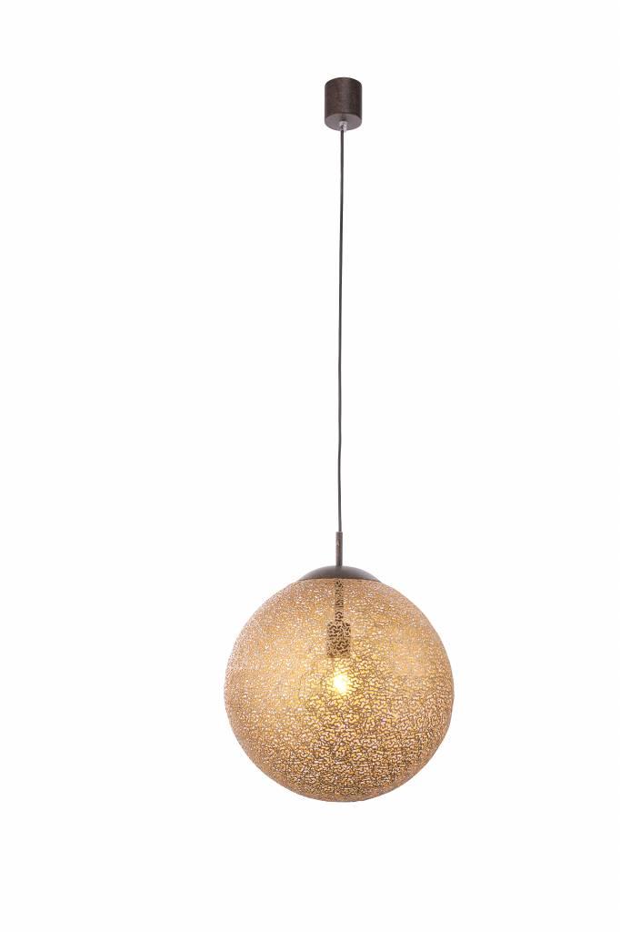 Hanglamp GRETA Roest 40cm      4012248304341