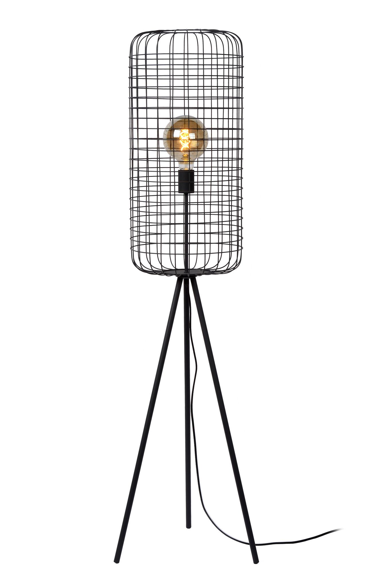 Vloerlamp Esmee Zwart 31cm Ø |  | 5411212021939