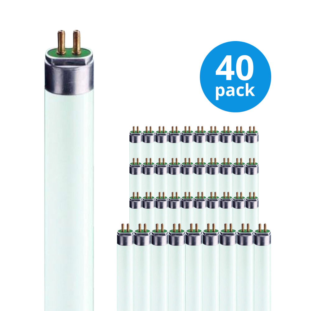 Multipack 20x Philips TL5 HE 14W 830 (MASTER) | 55cm – Warm Wit | Philips | 8711500264763