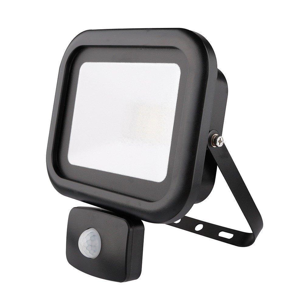 Noxion LED Breedstraler Basic 4000K 50W | met Sensor | Noxion | 8719157008198