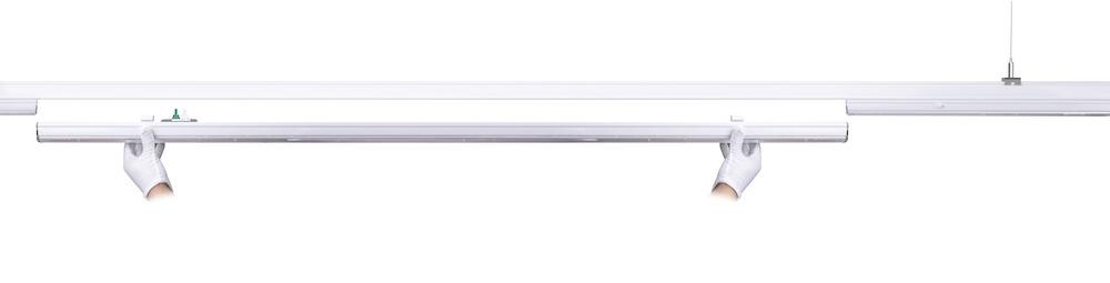 Noxion LED Linear NX-Line Module 8/1500 50W 840 Double Asymmetrisch Gradenbundel   Koel Wit – Dali Dimbaar – Noodverlichtingsunit   Noxion   8719157007290