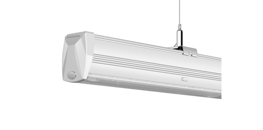 Noxion LED Linear NX-Line Module 8/1500 50W 840 Left Asymmetrisch Gradenbundel   Koel Wit – Dali Dimbaar – Noodverlichtingsunit   Noxion   8719157007139
