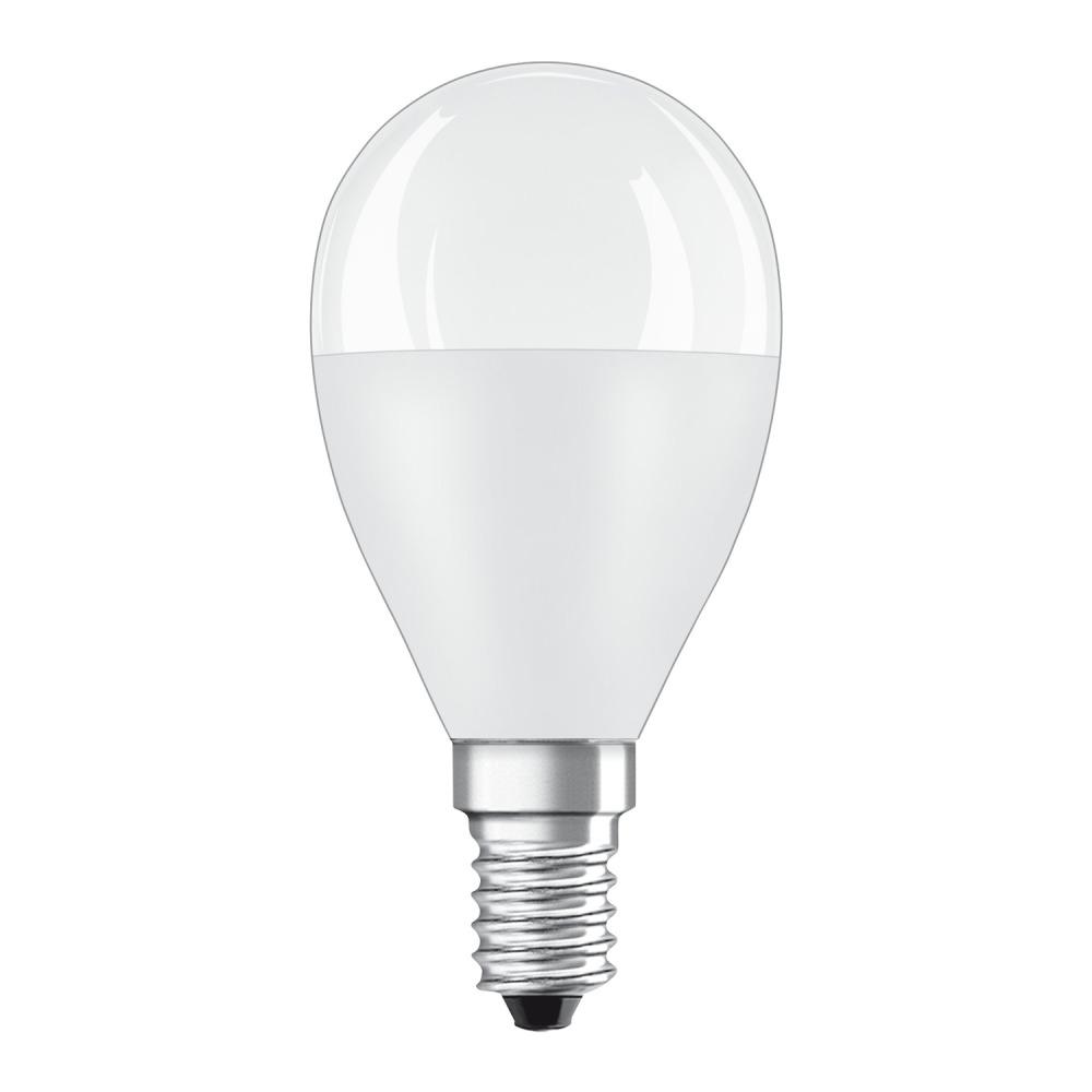 Osram LED Retrofit Classic E14 P 8W 827 Mat   Zeer Warm Wit – Vervangt 60W   Osram   4058075127197