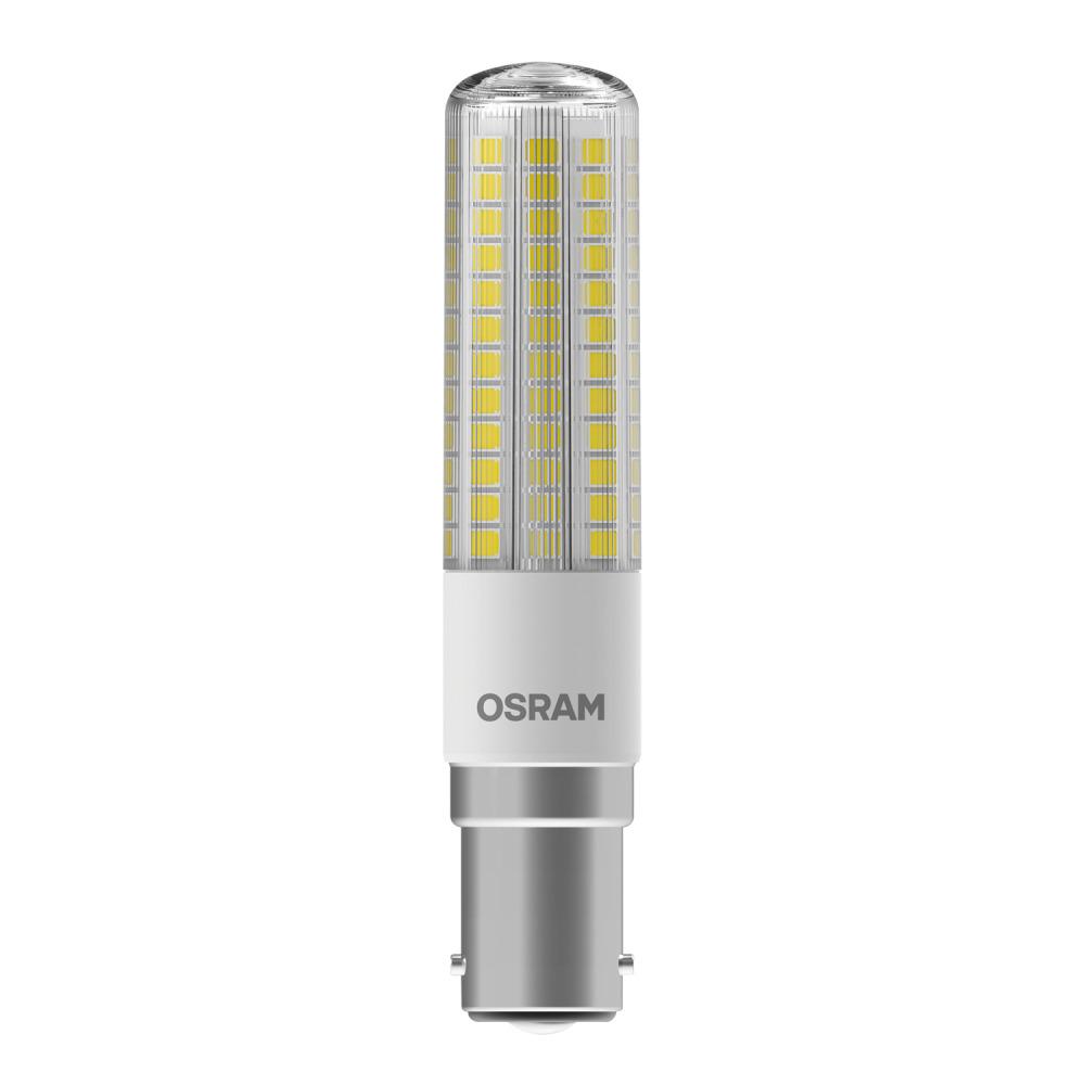 Osram LED Special T Slim B15d 7W 827   Zeer Warm Wit – Vervangt 60W   Osram   4058075272026