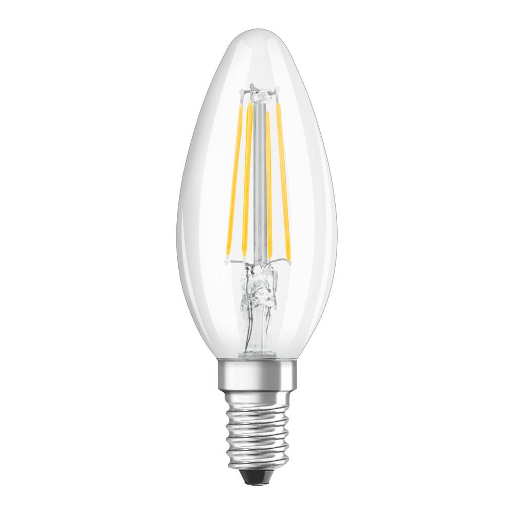 Osram Parathom Retrofit Classic E14 B 6.5W 827 Filament   Zeer Warm Wit – Vervangt 60W   Osram   4058075288409