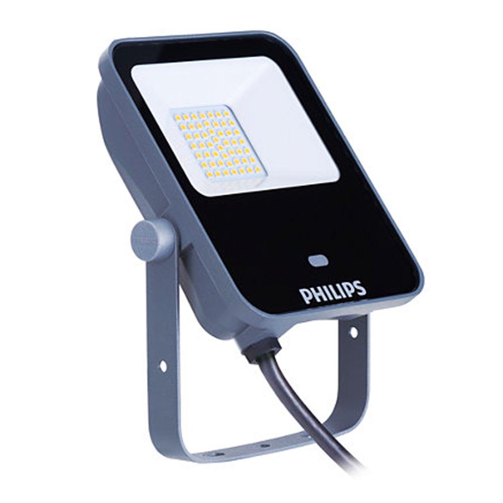 Philips LEDinaire LED Breedstraler BVP154 10W 1050lm 840   Koel Wit – met Sensor – Symmetrisch   Philips   8710163331324