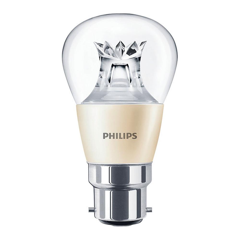 Philips LEDlustre B22 P48 6W 827 Helder (MASTER) | DimTone Dimbaar – Vervangt 40W | Philips | 8718696474778