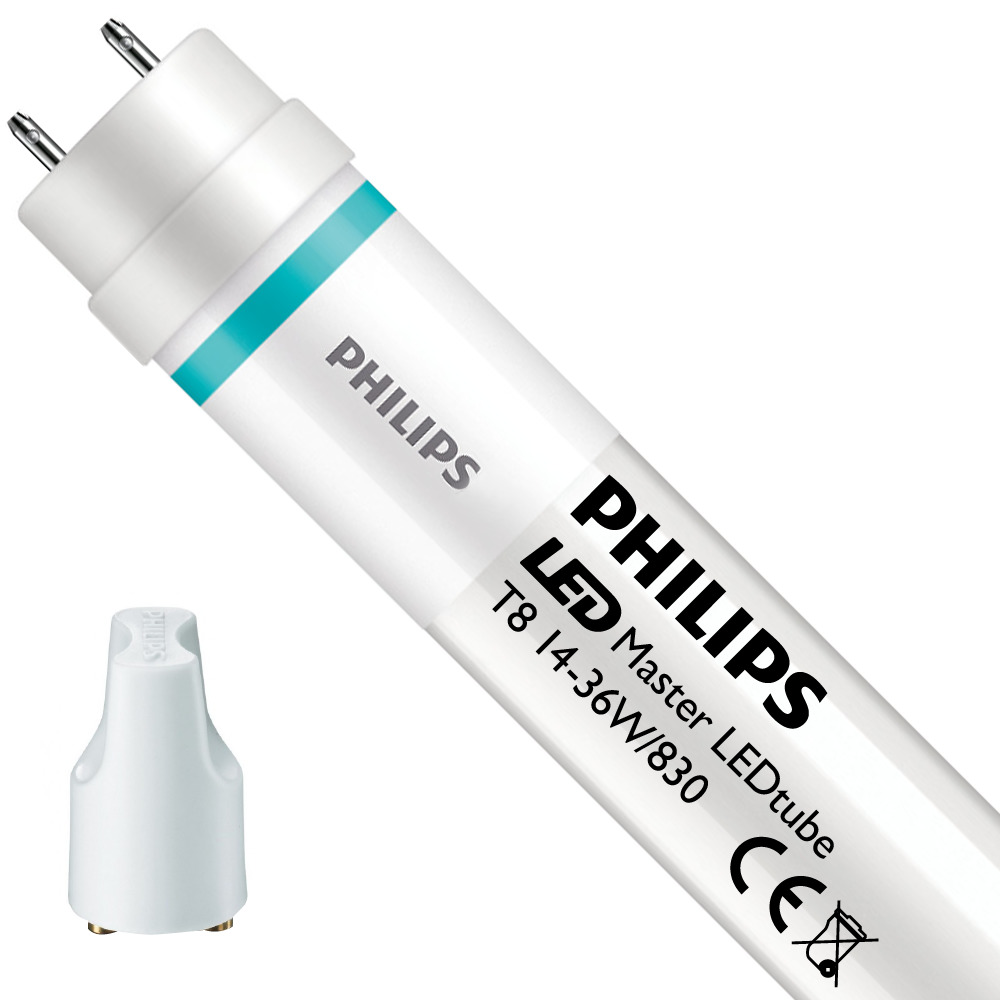 Philips LEDtube EM HO 14W 830 120cm (MASTER Value) | Warm Wit – incl. LED Starter – Vervangt 36W | Philips | 8718699646851