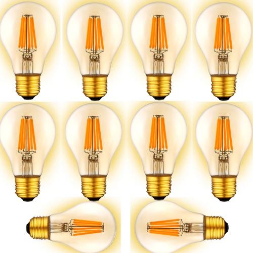 Circle Gloeidraad led lampen 4W – E27 – Led (10 x) filament 474504 (10)   8716803509009