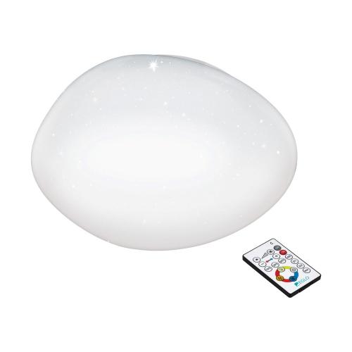Eglo Plafonnière met kristal effect Sileras-A Ø 60cm 98228   9002759982287
