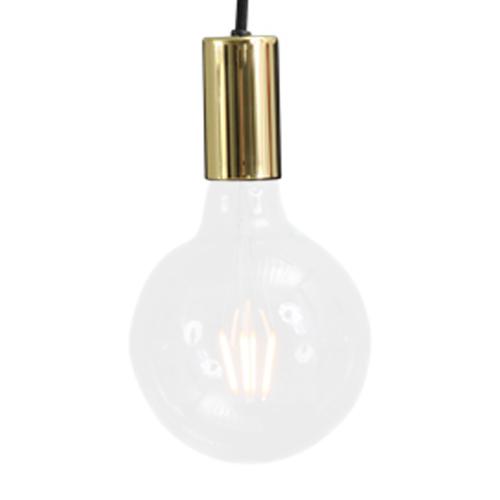 Masterlight Messing pendel hanglamp Concepto 2237-02 | 8718121142302