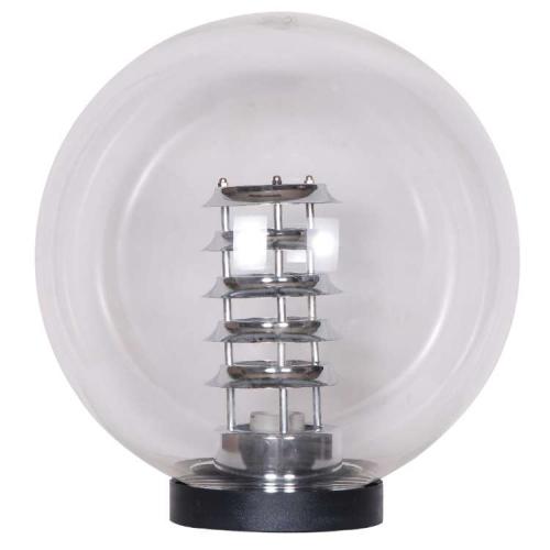 Outlight Bol lamp Bolano 25cm. met raster NF1801-25-CR | 8716803501478