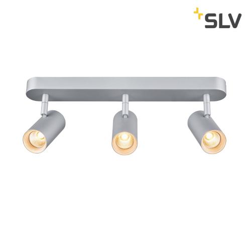 SLV – verlichting Led opbouwspot Noblo 3-lichts 1002978 | 4024163231701