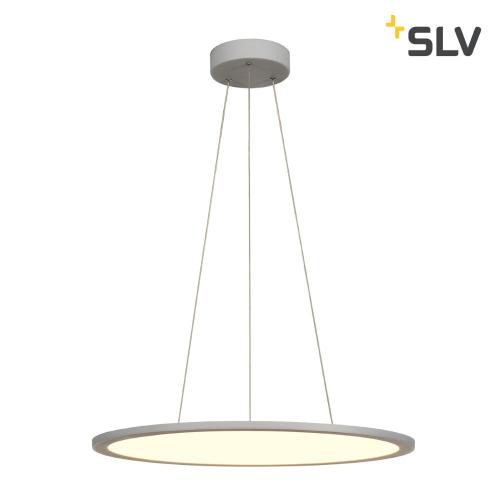 SLV – verlichting Ronde hanglamp Panel 60 4000KØ 60cm 1003047   4024163232371