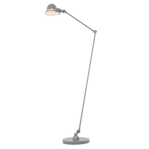 Steinhauer Vintage vloerlamp Davin 7658GR | 8712746117097