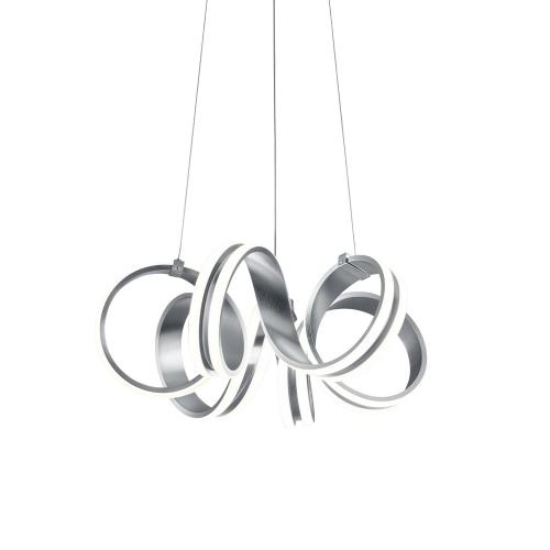 Trio international Design hanglamp CarreraØ 55cm 325010105 | 4017807422627