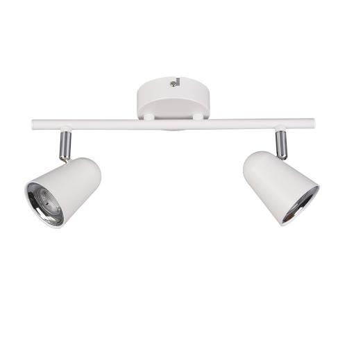 Trio international Design plafondspot Toulouse 2-lichts R82122131   4017807425147