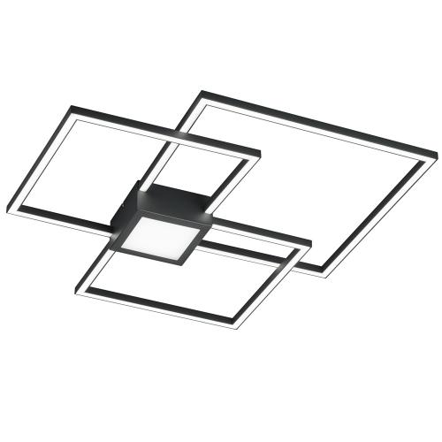 Trio international Dimbare plafondlamp Hydra 676210442 | 4017807425758