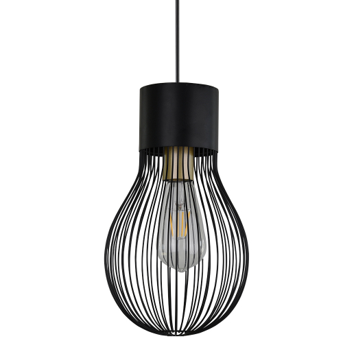 Trio international Landelijke hanglamp DaveØ 19cm R30221032   4017807413274