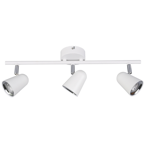 Trio international Witte plafondspot Toulouse 3-lichts R82123131 | 4017807425161